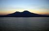 Sailing Past Mt. Vesuvius