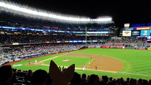 2018-09-14 Yankee Stadium
