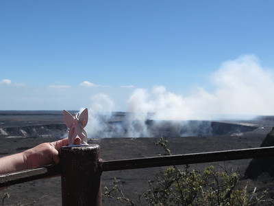 2011-10-29 Halema'uma'u crater, Hawaii