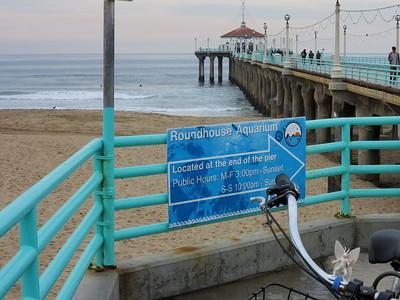 2014-12-05 Manhattan Beach Pier, CA