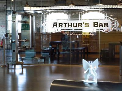 2012-05-29 Arthur's Bar, Guinness Storehouse, Dublin