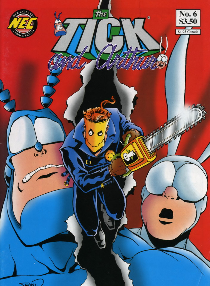1999 the Tick and Arthur