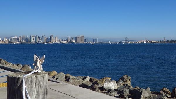 2016-02-12 San Diego, Harbor Island Drive Park