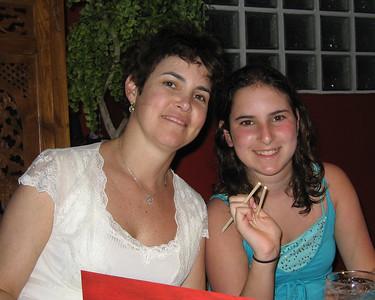 Esther y Nicole