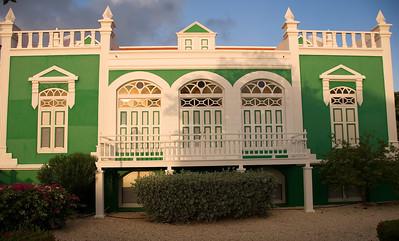 Oranjestad Aruba Building