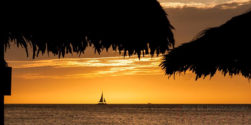 Aruba Beaches and Sea