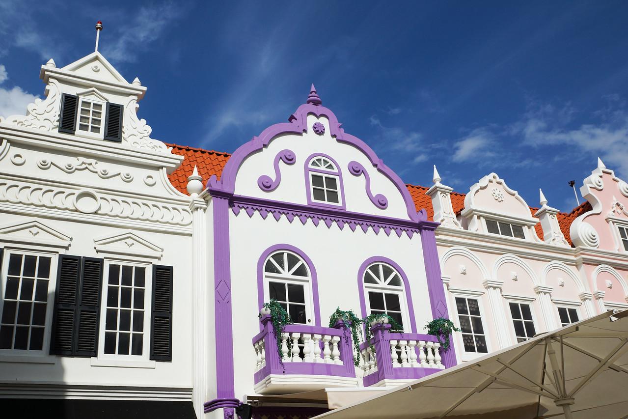 Purple Trim, Oranjestad, Aruba