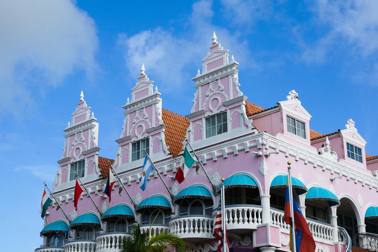 Dutch Architecture, Oranjestad