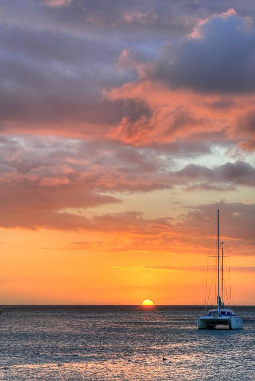 Aruba Sunset - Thursday II
