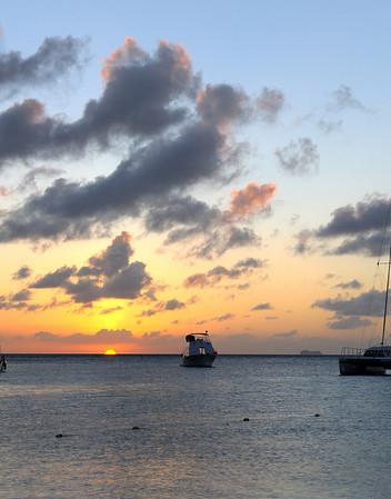 Aruba sunset - Tuesday