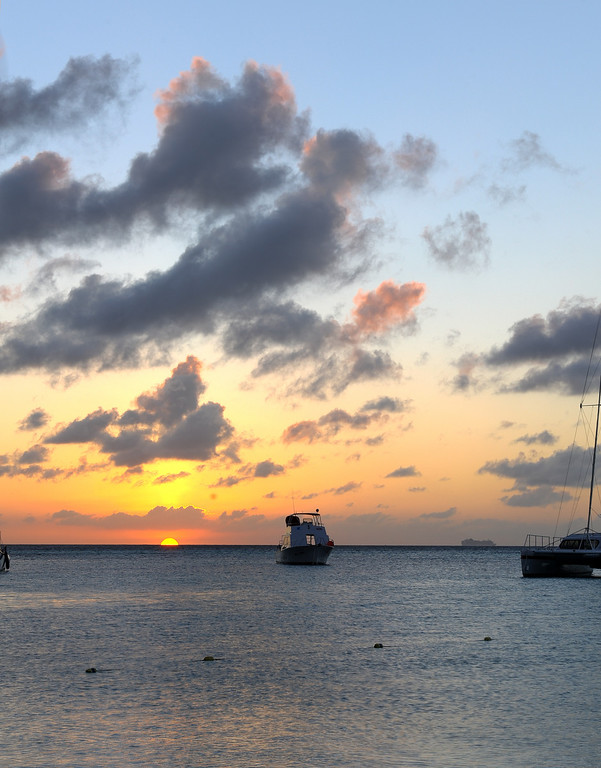 Aruba sunset - Tuesday