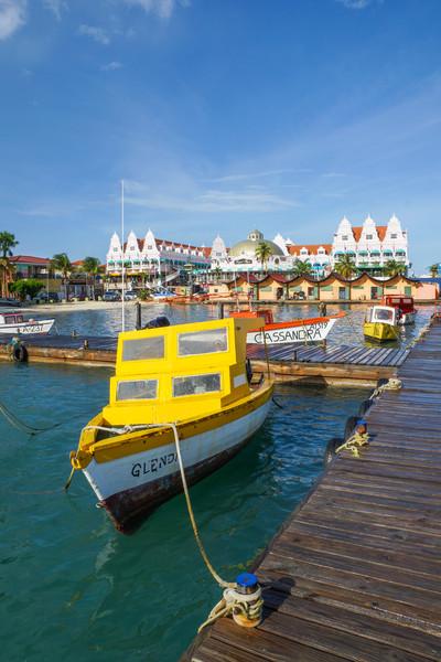 Yacht Basin, Oranjestad, Aruba