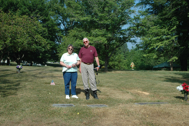 The parish administrator was very helpful in finding where my grandparents are buried.