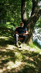 My Leisure by the French Broad.