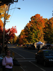 Ashfield, MA Fall Festival. I lived in Ashfield until I was 12 years old.
