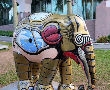 Singapore, Dada elephant