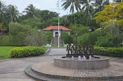 Singapore Raffles House