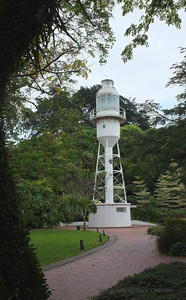 Singapore Fort Canning light