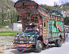 Another decorated Pakistani truck