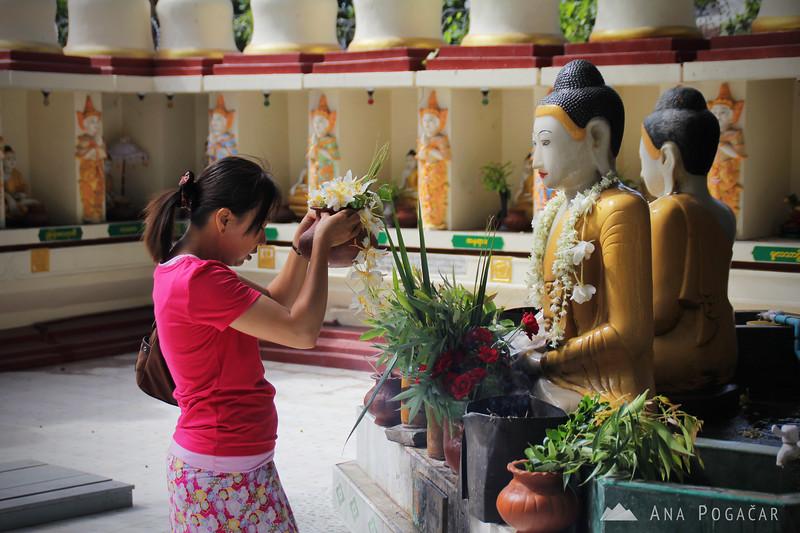 Monastery in Mandalay