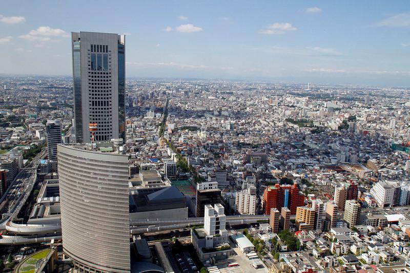 View from the Park Hyatt Tokyo