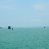 Leaving the marina in Phuket