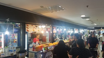 4 November 27 Bangkok (MBK, Siam Square, DooDee noodle)