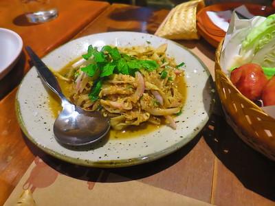 9. November 30 Bangkok (Kum Poom Isaan food, dessert at central)