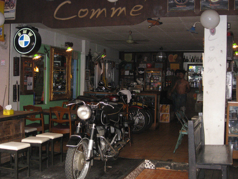 My kind of Biker Bar - Bangkok