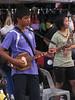 Street life in Bangkok