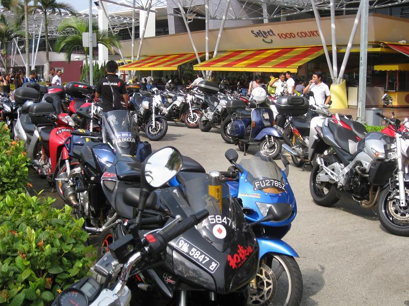 BikeAsia 2008 - Singapore