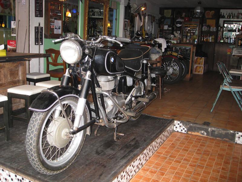 My kind of Biker Bar - Bangkok