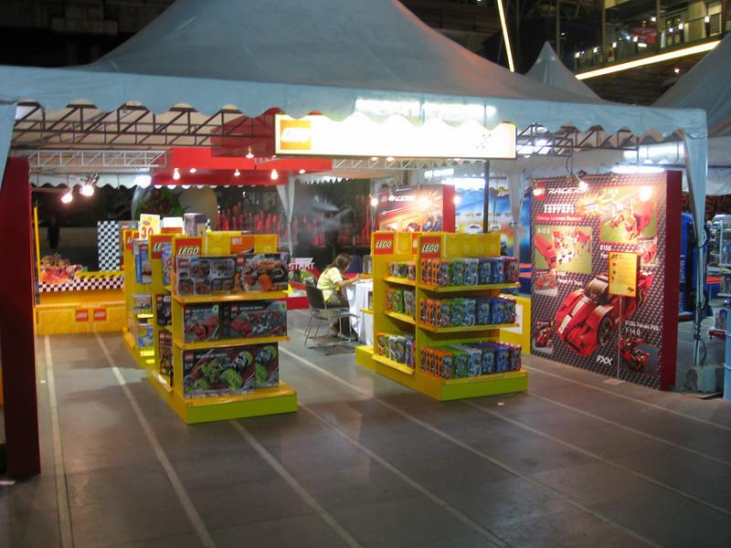 Lego is big stuff in Bangkok