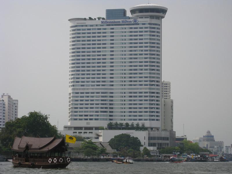 Chad's work in Bangkok