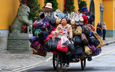 vendor in Shanghai