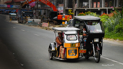 the other way to get around in Manila
