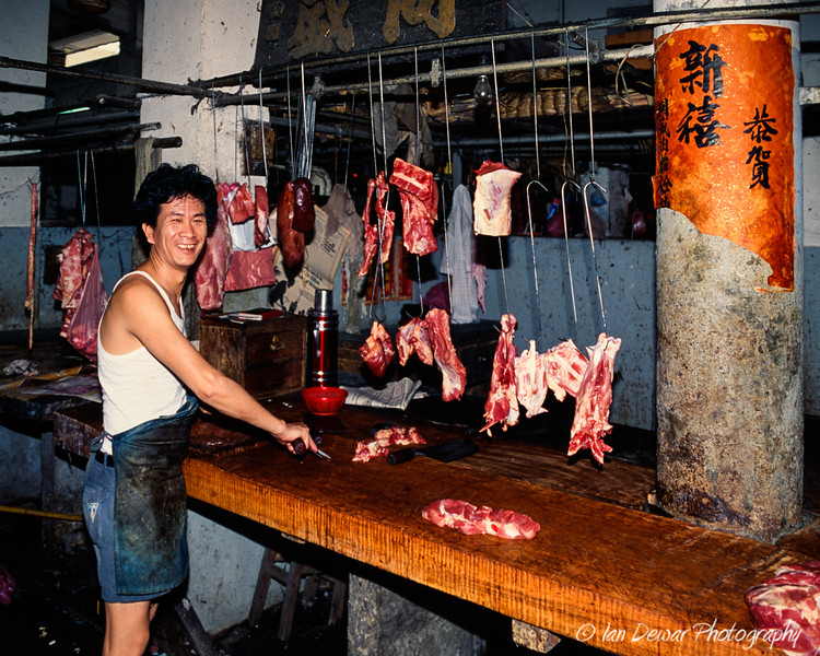 Happy Butcher of Hong Kong