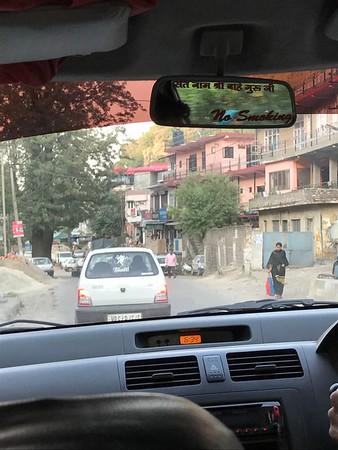 Manali to Shimla drive 2017