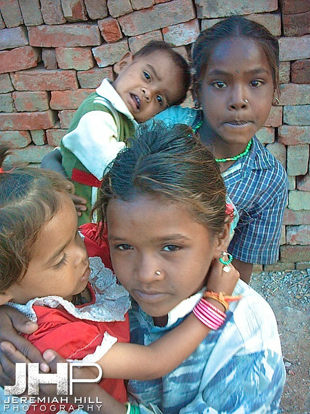 """Fierce Girls"", Varanasi, Uttar Pradesh, India, 2005 Print INDIA8-48V2"