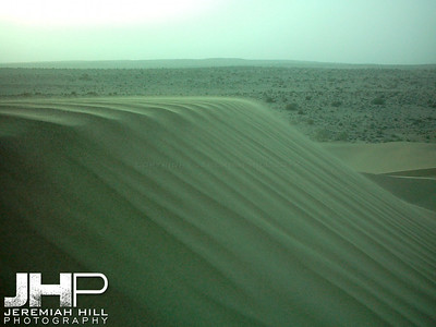 """""""This Is The Way The Wind Speaks"""", Thar Desert, Rajasthan, India, 2005 Print INDIA9B-65V6"""