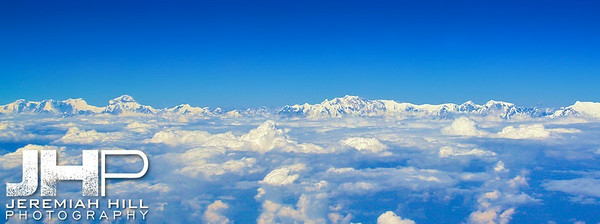 """Himalayan Mindscape"", Above The Clouds, Nepal, 2007 Print IND31106-216"