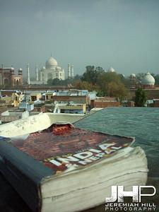 """The End"", Agra, Uttar Pradesh, India, 2005 Print INDIA9-100"