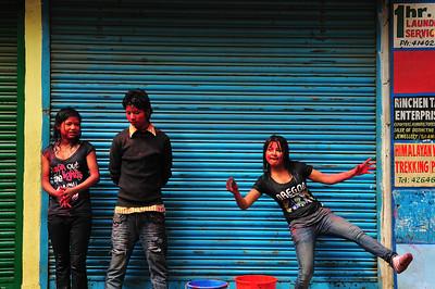 Holi Festival, Kathmandu, Nepal