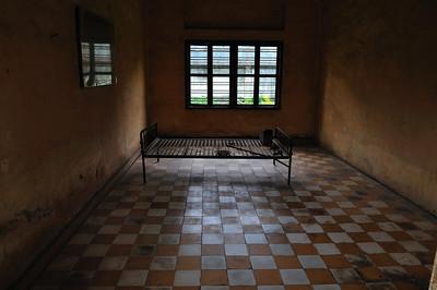 S21 Killing Camp,  Phnom Penh, Cambodia