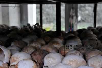 The Killing Fields,  Outside Phnom Penh, Cambodia