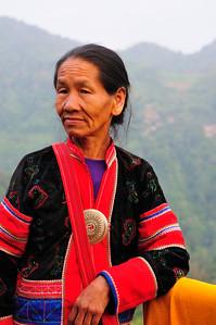 Hill Tribe Women,  Chiang Mai, Thailand