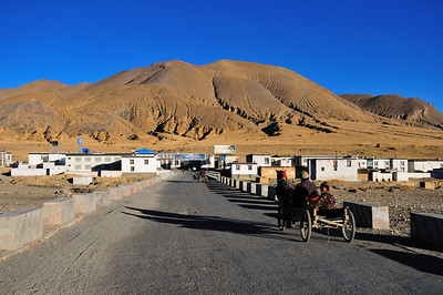 Tibetan Village, Tibet