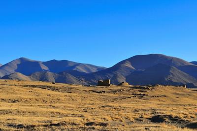 Abandoned Tibetan Housing, Tibet