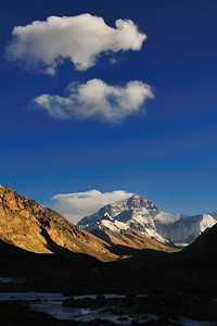 Mt. Everest, Tibet