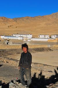 Tibetan Boy, Tibet